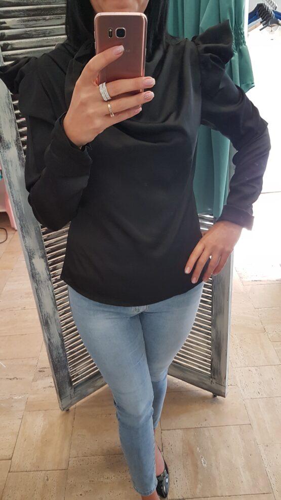 Aida ing- fekete