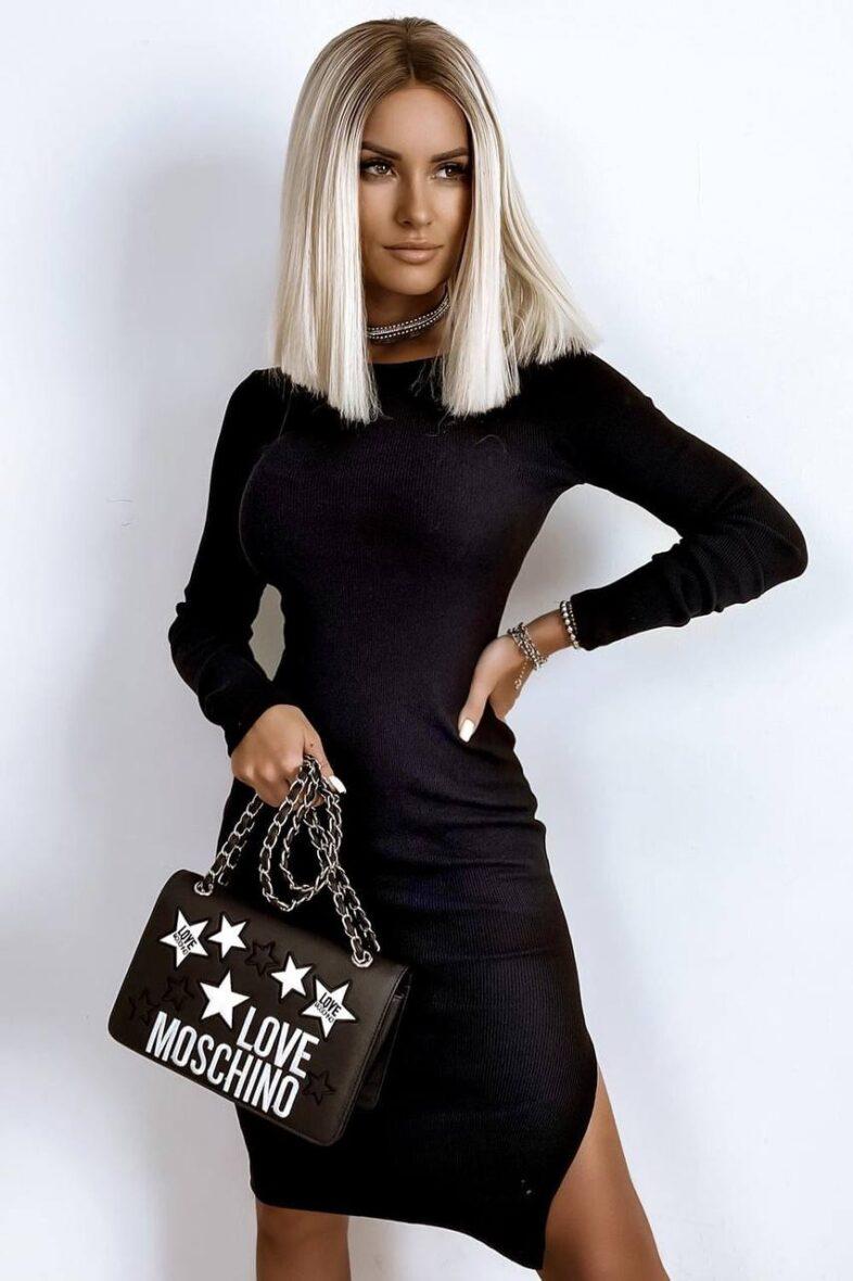 Flawless ruha- fekete és bézs