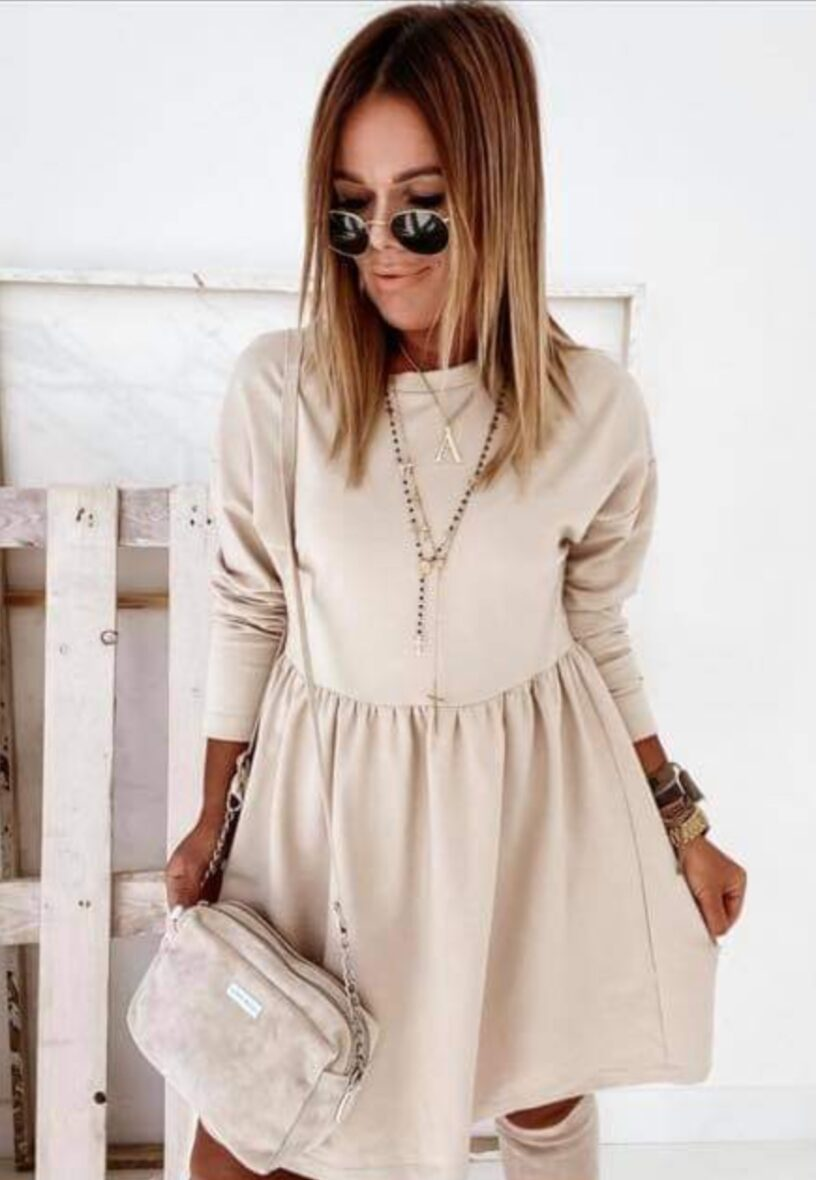 Leila Soft ruha- több szín