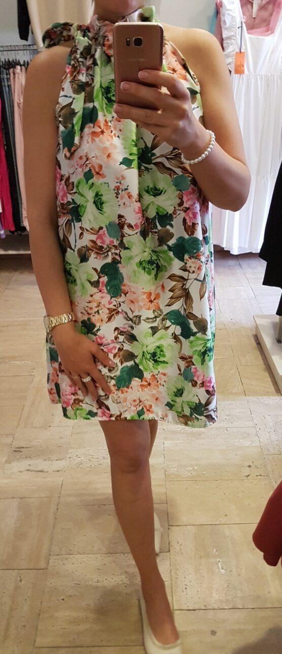 Missy ruha- zöld